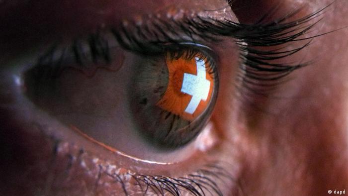 Deutschland Wirtschaft Banken Schweiz im Blick Symbolbild
