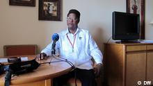 Carlos Gomes Junior, primeiro-ministro deposto da Guiné-Bissau
