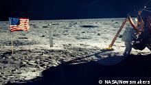 Bildergalerie Mondmission USA Neil Armstrong