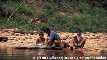 Pemón-Indianer Venezuela