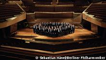 Berliner Philharmonie Gruppenbild