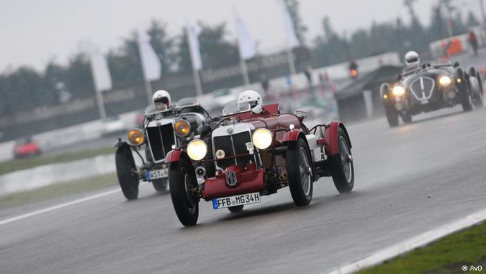 Utrka oldtimera na Nürburgringu