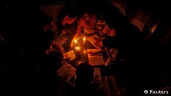 Stromausfall Indien Juli 2012