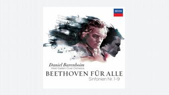 Beethoven für alle (CD-Cover)