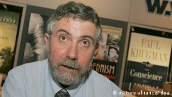 US-Wirtschaftsprofessor Paul Krugman (Foto: picture alliance/dpa)