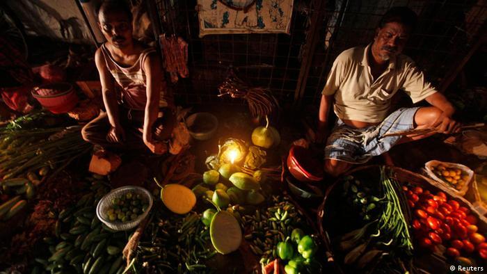 Insiden padamnya listrik di India