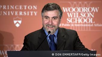Paul Krugman Wirtschaftswissenschaftler Wirtschaft