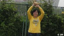 Das PEN Zentrum Deutschland verleiht jährlich den Preis der Goldenen Taube. Diesjährige Preisträgerin Liu Di ist eine chinesische Schriftstellerin; Copyright: DW/Tianchi Liao