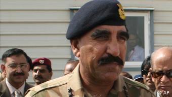 The ISI chief Lt. Gen. Zaheerul Islam