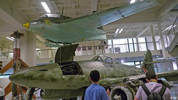 Me 262 und Kraftei