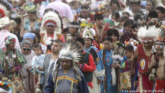 Hay pueblos indígenas en todo el mundo