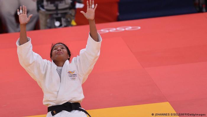 Olympia 2012 Judo Frauen bis 70 kg Yuri Alvear
