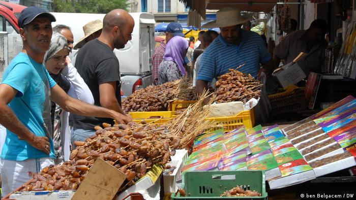 Ramadan in Tunesien 2012