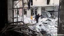 Kämpfe in Aleppo 01.08.2012