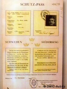 Zaštitna putovnica' kakve je dijelio Wallenberg