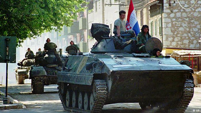 Ende Jugoslawien