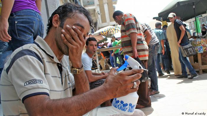 Hitzewelle im Irak