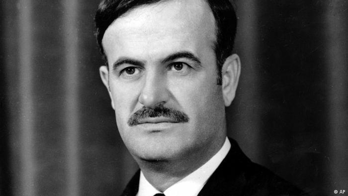 Hafiz al-Assad ehemaliger Präsident von Syrien