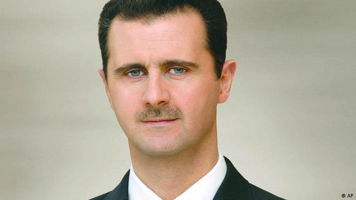 In this photo released by the Syrian official news agency SANA, Syrian President Bashar Assad is shown in an official portrait. (Foto:SANA/AP/dapd) AP PROVIDES ACCESS TO THIS PUBLICLY DISTRIBUTED HANDOUT PHOTO PROVIDED BY SANA TO BE USED FOR EDITORIAL PURPOSES ONLY
