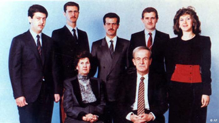 Der Assad Clan
