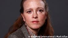 Heather McGill Amnesty International