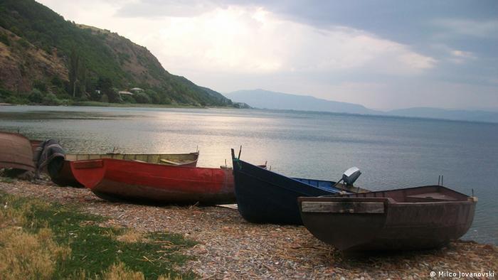 Radozda am Ohrid See Mazedonien