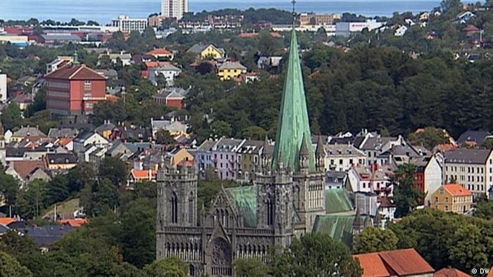 Trondheim, Norwegen<br />