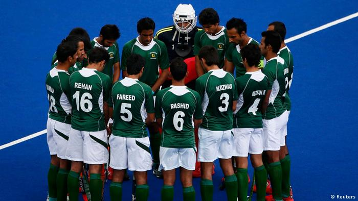 Olympia 2012 Pakistan Hockey