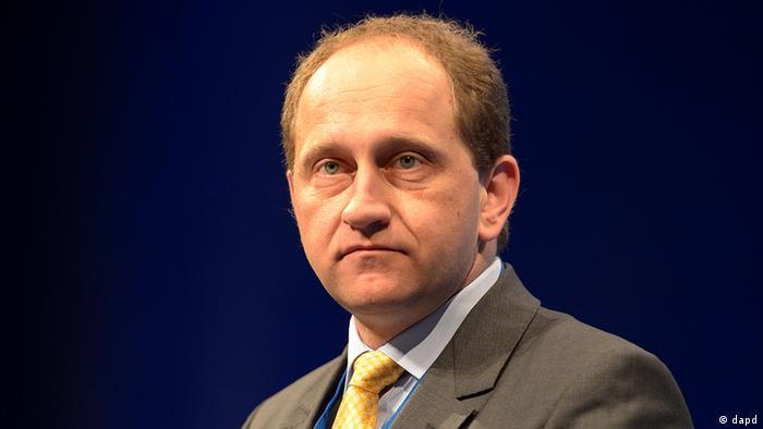 Deutschland Parteien Alexander Graf Lambsdorff