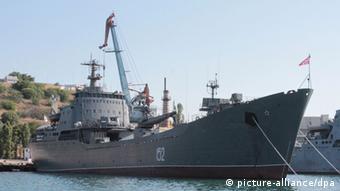 Russian navy ship Nikolai Filchenkov