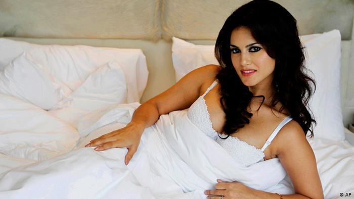 Indische Porno-Schauspielerin Sunny Leone