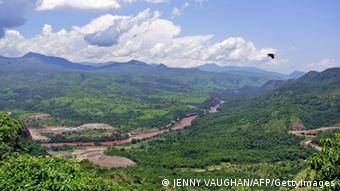 Omo River valley (Photo JENNY VAUGHAN/AFP/GettyImages)