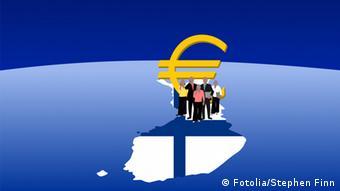Symbolbild Finnland Wirtschaft