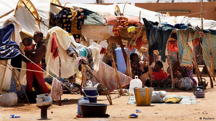 Les déplacés dans la région de Gao n'ont ni eau ni électricité (photo d'illustration)