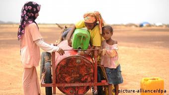 Krise im Norden von Mali Flüchtlinge in Burkina Faso