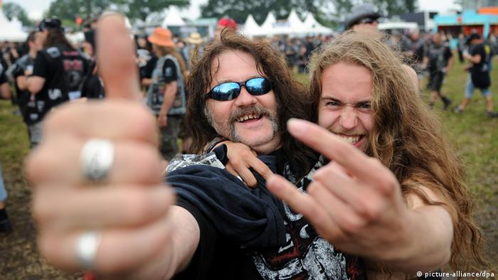 Festival Wacken Heavy Metal August 2012
