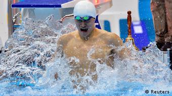 Olympia London 2012 Schwimmen 1500 Meter Freistil Männer