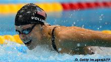 Olympia 2012 Schwimmen 4 x 100 Meter Lagen USA
