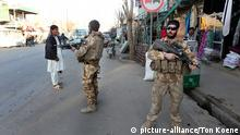 ISAF Soldaten aus New Zealand in Afghanistan