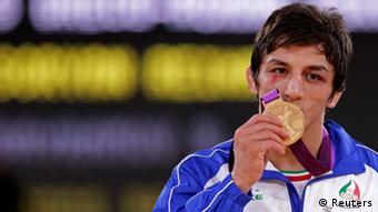 Olympia London 2012 Ringen Hamid Soryan