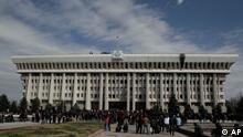 Kirgisistan Bishkek Parlament