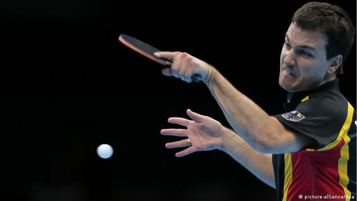 Olympia London 2012 Tischtennis Männer Team Halbfinale