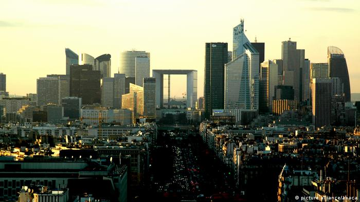 Бізнес-район Парижа Ла-Дефанс