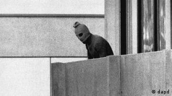 Membru al organizației teroriste palestiniene Septembrie negru, la München în 1972