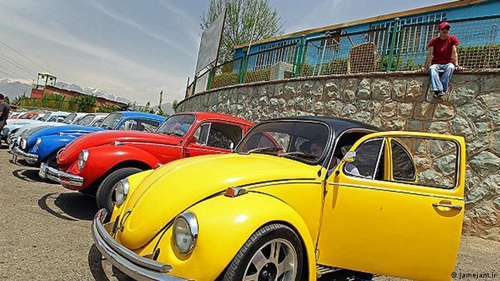 Bildergalerie VW Käfer Iran