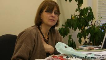 Представитель Левада-центра Наталия Зоркая