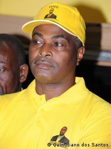 Abel Chivukuvuku Presidente da CASA-CE