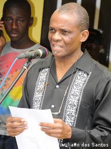 Mendes de Carvalho eröffnet Wahlkampf der Oppositionspartei CASA-CE