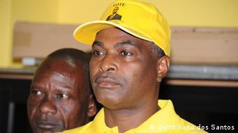 Abel Chivukuvuku, presidente da CASA-CE, partido que foi uma surpresa nestas eleições