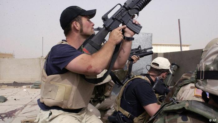 private militär unternehmen